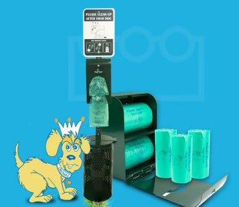 pet waste station distributor - Crown Products